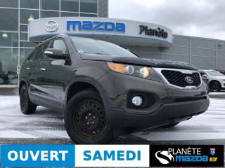 Used 2011 Kia Sorento LX AUTO AIR DÉMARREUR PNEUS HIVER for sale in Mascouche, QC