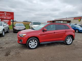 Used 2013 Mitsubishi RVR GT for sale in London, ON