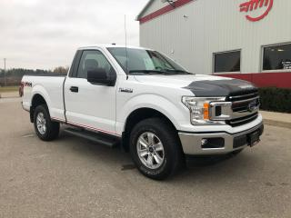 Used 2018 Ford F-150 XLT for sale in Tillsonburg, ON