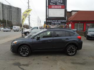 Used 2013 Subaru XV Crosstrek 2.0i w/Sport Pkg/ NEW BRAKES / ALLOYS / AWD / MINT for sale in Scarborough, ON