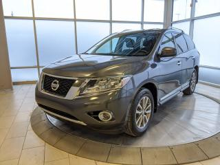 Used 2014 Nissan Pathfinder SL 4dr 4WD Sport Utility for sale in Edmonton, AB