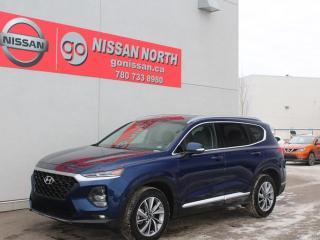 Used 2019 Hyundai Santa Fe Preferred/AWD/HEATED SEATS/BACKUP CAM for sale in Edmonton, AB