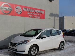 Used 2019 Nissan Versa Note SV/HEATED SEATS/BACKUP CAM for sale in Edmonton, AB