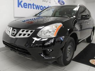 Used 2013 Nissan Rogue AWD black on black for sale in Edmonton, AB