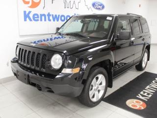 Used 2012 Jeep Patriot North 4WD with a sunroof for sale in Edmonton, AB