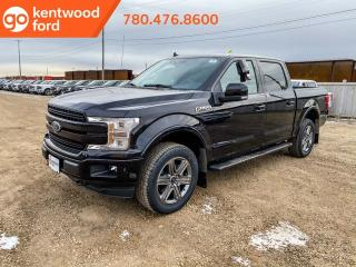 New 2020 Ford F-150 Lariat Sports Pkg 502A 3.5L V6 Ecoboost 4X4 5.5