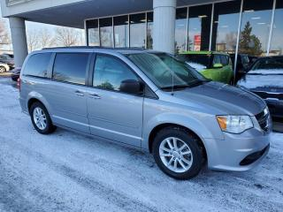 Used 2015 Dodge Grand Caravan SXT; 7 PASS, TOW AND GO, DVD PLAYER AND MORE for sale in Edmonton, AB