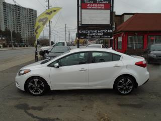 Used 2016 Kia Forte EX/ LOW KM / LOADED / REV CAM / ALLOYS/ CLEAN / for sale in Scarborough, ON