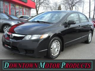 Used 2010 Honda Civic DX-G for sale in London, ON