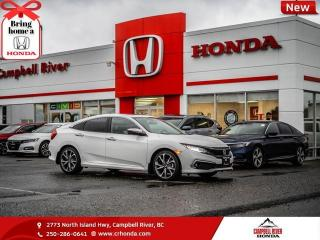 New 2020 Honda Civic Sedan Touring - Leather Seats - $216 B/W for sale in Campbell River, BC
