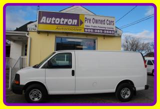 Used 2011 GMC Savana 2500 3/4 Ton Cargo Van, A/C, Shelves for sale in Woodbridge, ON