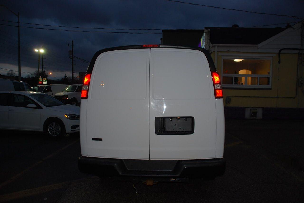 2016 GMC Savana 3500