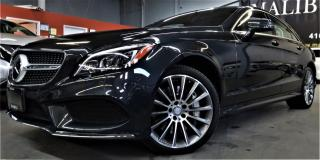 Used 2017 Mercedes-Benz CLS-Class CLS 550 for sale in North York, ON