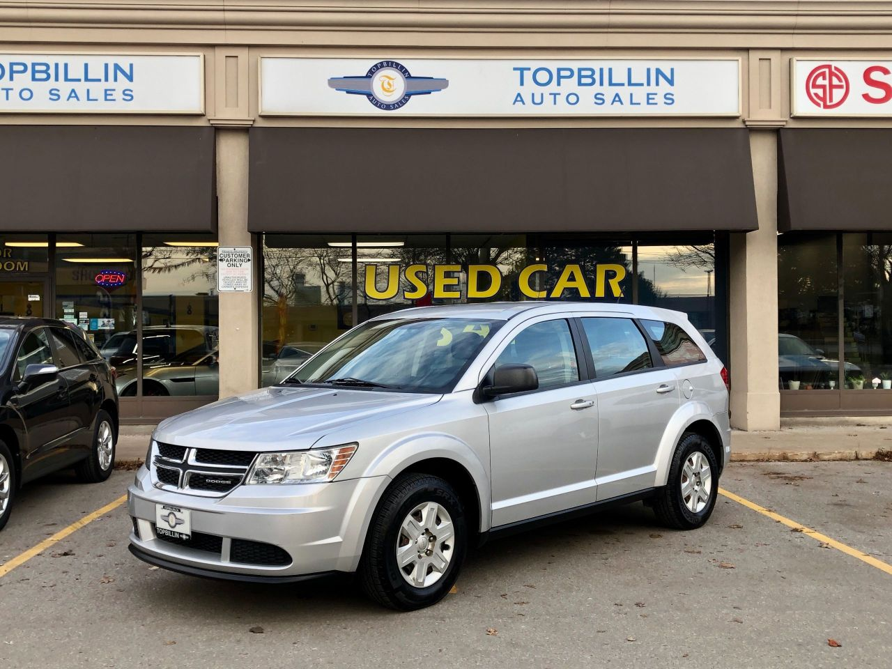 2011 Dodge Journey Canada Value Pkg, 132K, 2 years warranty