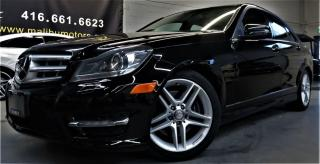 Used 2012 Mercedes-Benz C-Class C 300 NAVIGATION, AMG PKG for sale in North York, ON