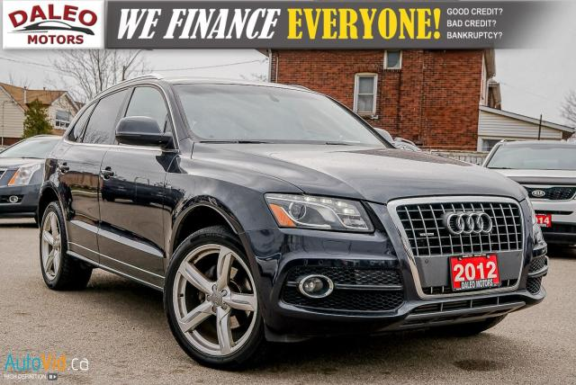 2012 Audi Q5 Premium | NAV | PANO ROOF | LEATHER | AWD |