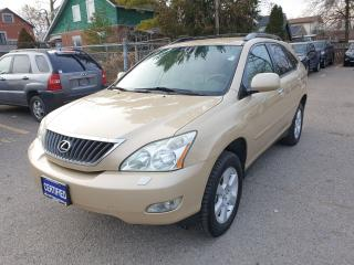 Used 2009 Lexus RX 350 4WD for sale in Brampton, ON