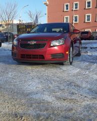 Used 2013 Chevrolet Cruze Eco 1.4 liter TURBO for sale in Edmonton, AB