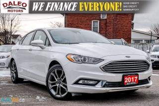 Used 2017 Ford Fusion SE | HEATED SEATS | NAV | MOONROOF | BACKUP CAM | for sale in Hamilton, ON