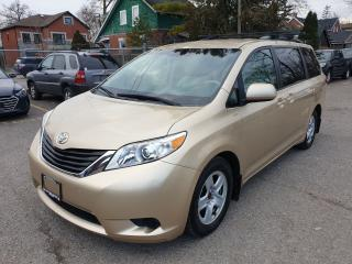 Used 2012 Toyota Sienna LE for sale in Brampton, ON