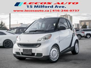 Used 2008 Smart fortwo Pure for sale in North York, ON