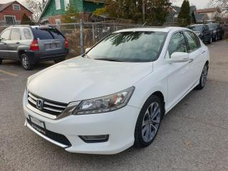 Used 2013 Honda Accord Touring for sale in Brampton, ON