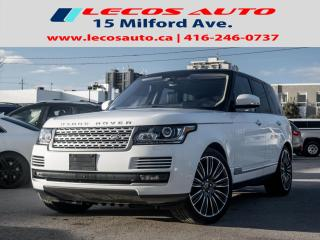Used 2016 Land Rover Range Rover Td6 HSE for sale in North York, ON