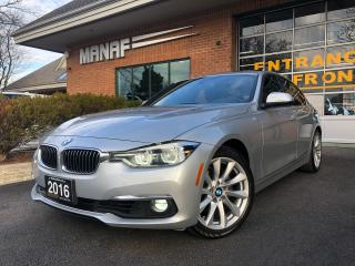 Used 2016 BMW 3 Series 328i xDrive Sunroof Navi Heated Seats Certified* for sale in Concord, ON