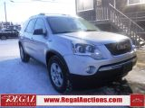 Photo of Silver 2012 GMC ACADIA SLE1 4D UTILITY 4WD