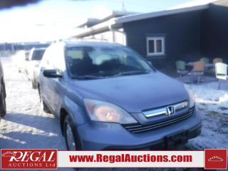 Used 2007 Honda CR-V EX 4D UTILITY 4WD for sale in Calgary, AB