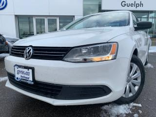 Used 2013 Volkswagen Jetta Sedan Trendline+ for sale in Guelph, ON