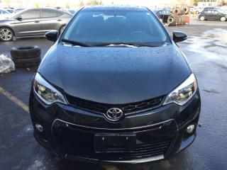 Used 2016 Toyota Corolla 4DR SDN for sale in Hamilton, ON