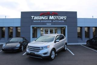 Used 2016 Ford Edge SEL I NO ACCIDENTS I HEATED SEATS I REAR CAM I ECOBOOST for sale in Mississauga, ON