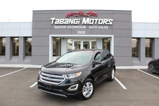 Used 2015 Ford Edge SEL I NAVIGATION I LEATHER I SUNROOF I REARCAM I HEATED SEAT for sale in Mississauga, ON