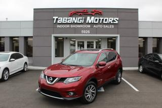 Used 2015 Nissan Rogue SL PREMIUM I NO ACCIDENTS I NAVIGATION I 360 CAM I LEATHER for sale in Mississauga, ON