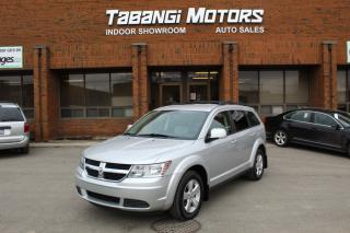 Used 2009 Dodge Journey SXT I 7 PASSENGER I HEATED SEATS I KEYLESS ENTRY I CRUISE for sale in Mississauga, ON