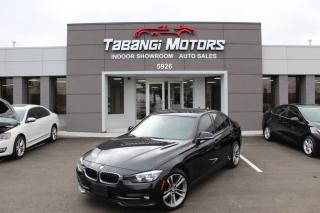 Used 2016 BMW 3 Series 320i xDRIVE I NO ACCIDENTS I SPORT I LEATHER I SUNROOF I BT for sale in Mississauga, ON