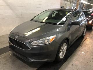 Used 2018 Ford Focus SE Hatch for sale in North York, ON