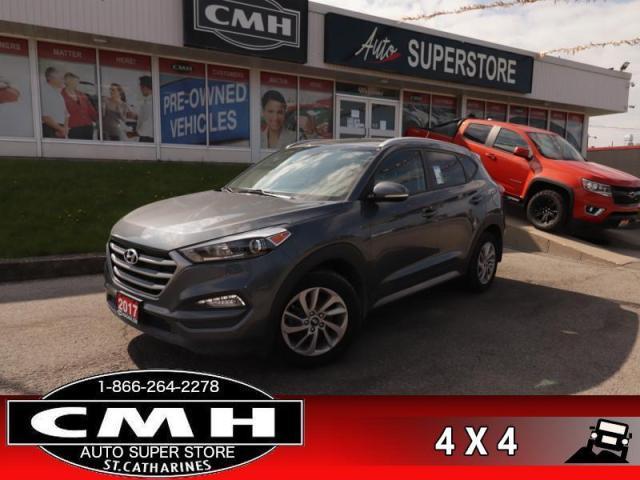 2017 Hyundai Tucson 2.0L Premium AWD  AWD BT HS REAR-CAM