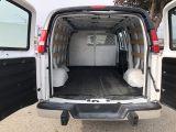 2017 GMC Savana G2500 Cargo