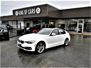 Used 2018 BMW 3 Series 330i xDrive SPORT for sale in Langley, BC