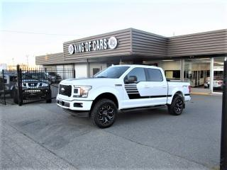 Used 2018 Ford F-150 SPORT PANORAMIC SUNROOF for sale in Langley, BC