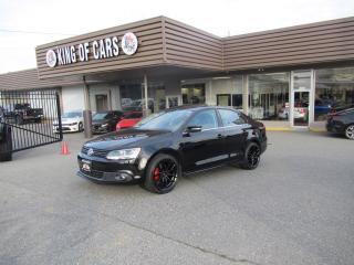 Used 2013 Volkswagen Jetta TDI - HIGHLINE NAVIGATION for sale in Langley, BC