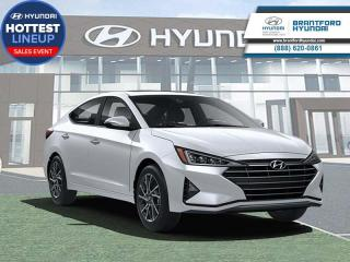 New 2020 Hyundai Elantra Essential IVT  - Fuel Efficient - $111 B/W for sale in Brantford, ON