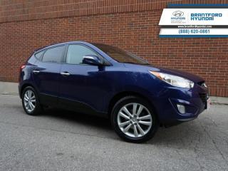 Used 2013 Hyundai Tucson - $122 B/W - Low Mileage for sale in Brantford, ON