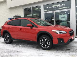 New 2020 Subaru XV Crosstrek Sport for sale in Vernon, BC