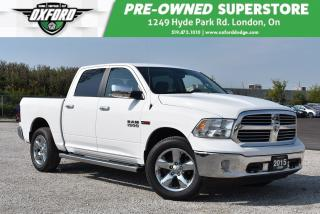 Used 2015 RAM 1500 SLT - Ecodiesel, Loaner, Bedliner for sale in London, ON