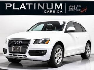 Used 2012 Audi Q5 Quattro AWD, Memory Heated SEATS, Venom Lights for sale in Toronto, ON