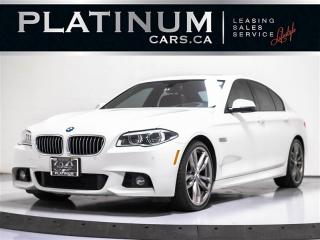 Used 2016 BMW 5 Series 535d DIESEL, EXEC AND INDIVIDUAL PKG, M-SPORT, NA for sale in Toronto, ON