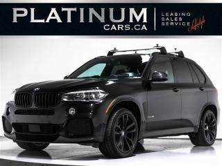 Used 2017 BMW X5 xDrive35i 7-PASSENGER, M-SPORT, NAV, PANO, PREMIUM for sale in Toronto, ON
